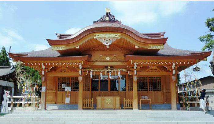菅原神社について